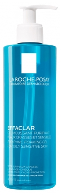 La Roche-Posay Effaclar Purifying Foaming Gel 400ml