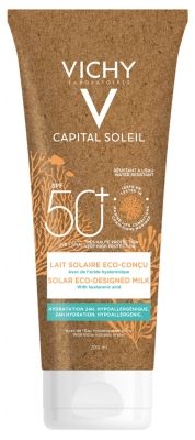 Vichy Capital Soleil Solar Eco-designed Milk SPF50+ 200ml