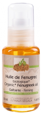 Laboratoire du Haut-Ségala Fenugreek Oil Organic 50ml