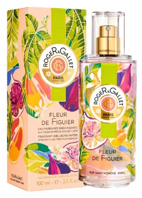 Roger & Gallet Fleur de Figuier Fragrant Well-Being Water Limited Edition 100ml