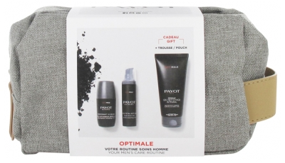 Payot Homme - Optimale Votre Routine Soins Homme