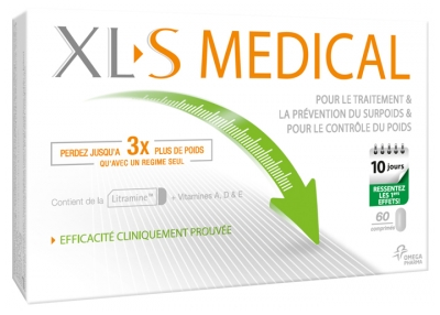 XLS Medical 60 Comprimés