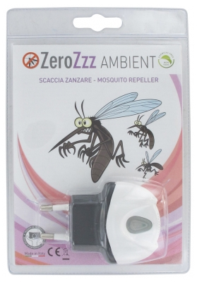 Ultrasound Tech ZeroZZZ Ambient Anti-Mosquitoes Electronical Repellent