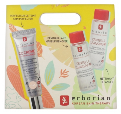 Erborian Centella Power Kit