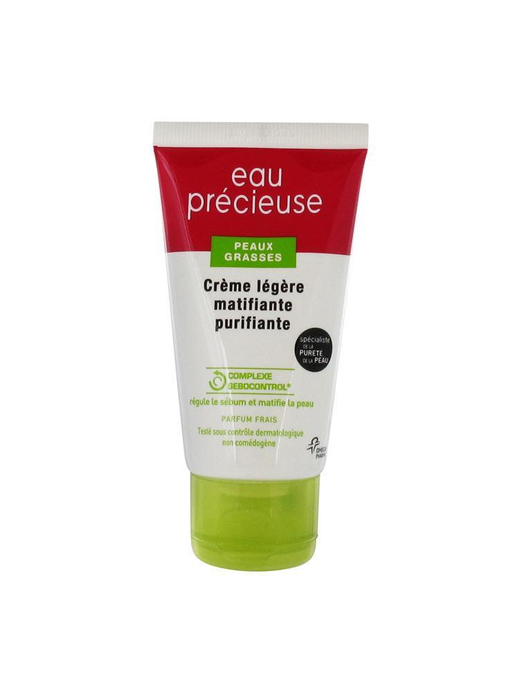 creme hydratante matifiante peau grasse