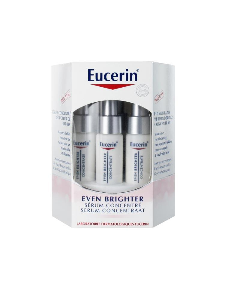 eucerin even brighter concentrated serum 6 x 5ml low price here. Black Bedroom Furniture Sets. Home Design Ideas