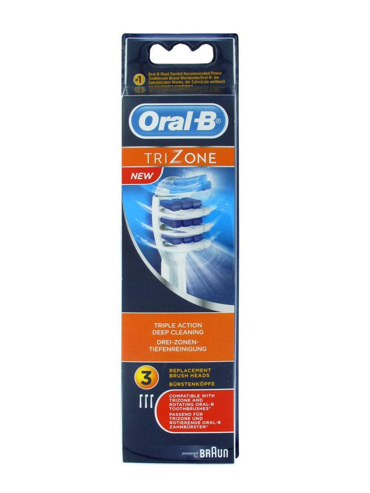 oral b trizone 3 brossettes achat prix bas ici. Black Bedroom Furniture Sets. Home Design Ideas