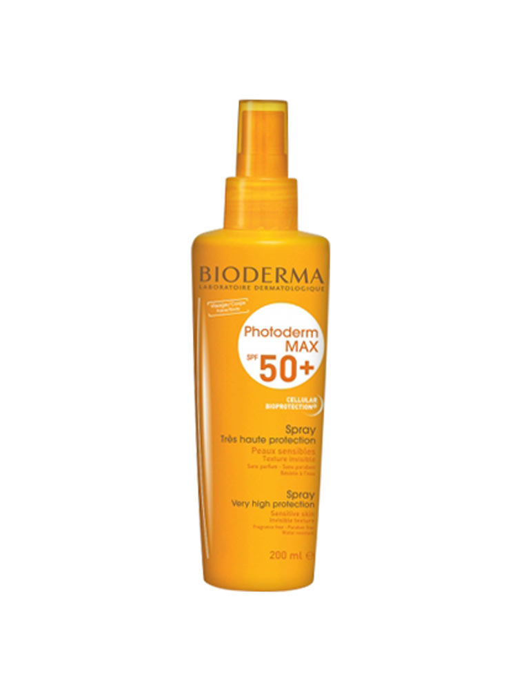 bioderma photoderm max spf 50 spray 200ml buy at low price here. Black Bedroom Furniture Sets. Home Design Ideas