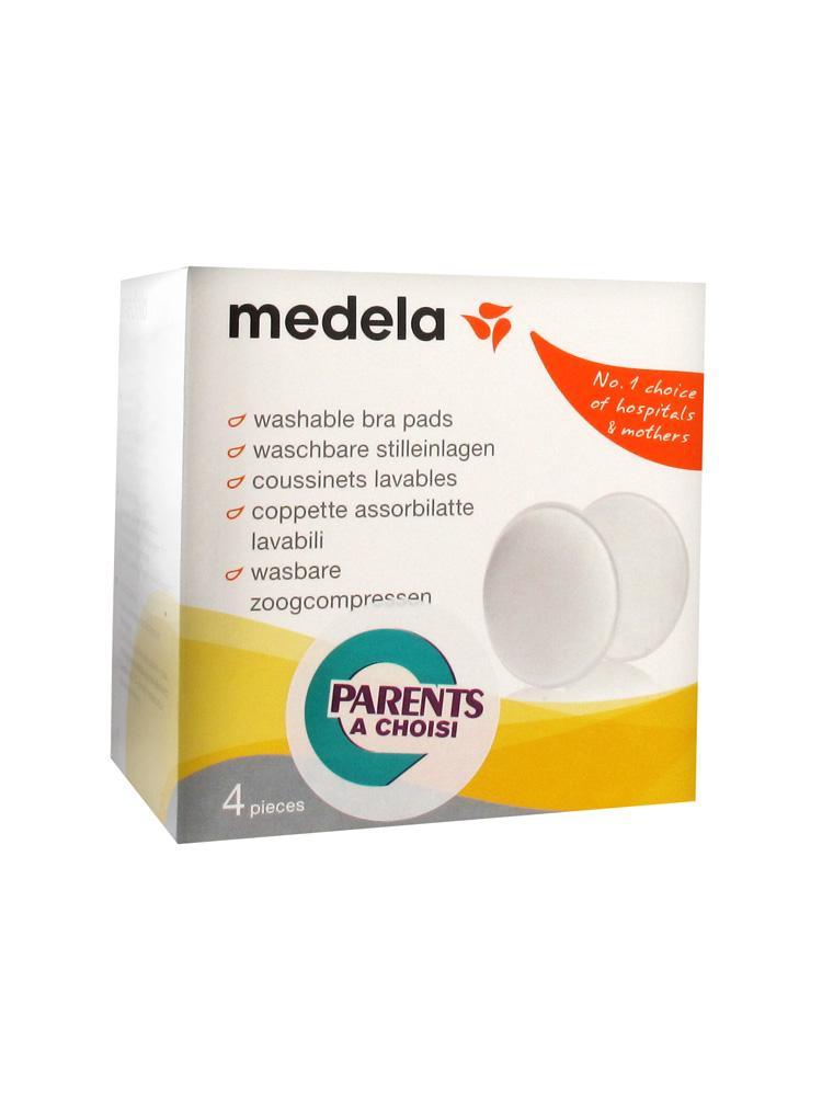 cb4d5ea162db5 Buy Medela 4 Washable Bra Pads