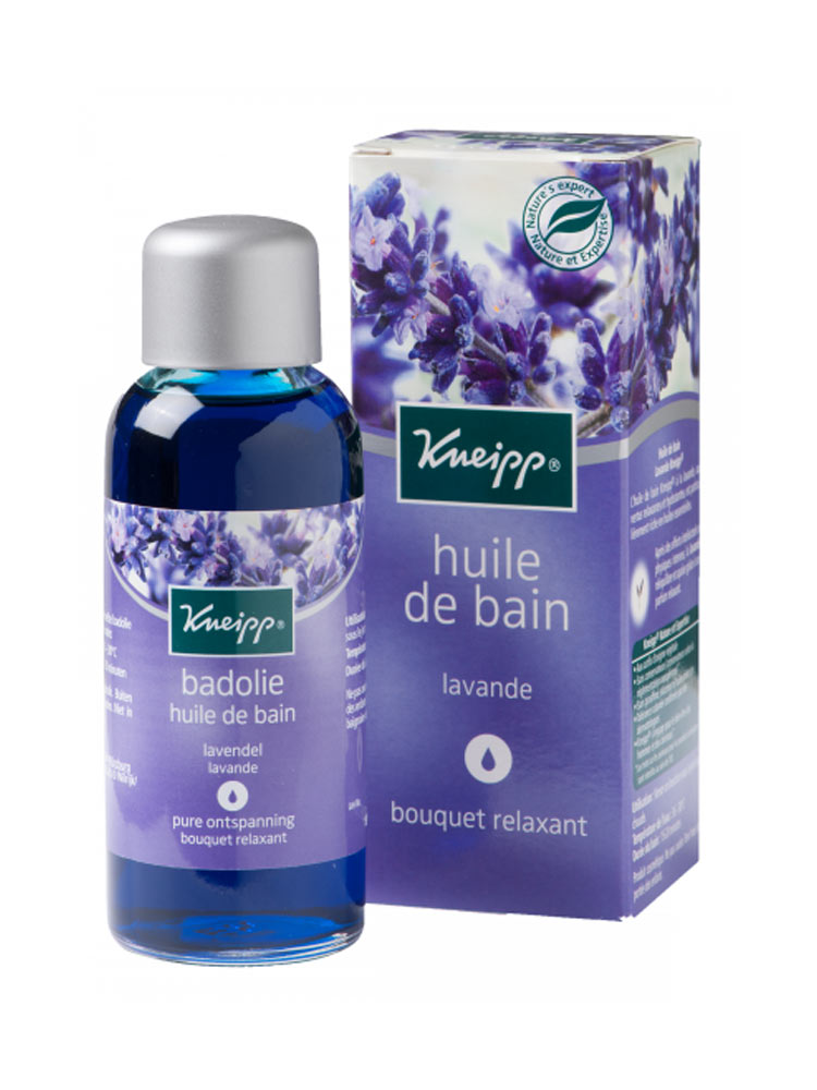 Kneipp bath oils