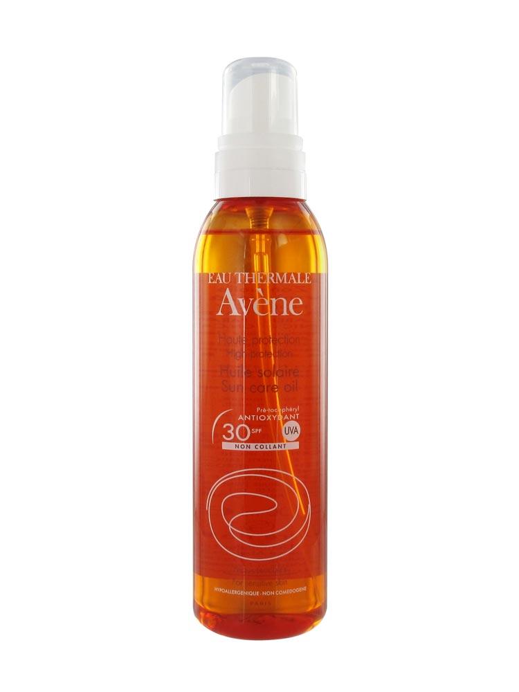 spf 30 oil