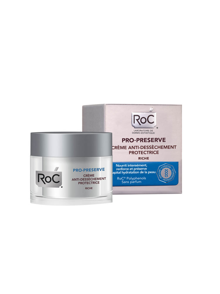 roc pro preserve anti dryness protecting cream rich 50ml. Black Bedroom Furniture Sets. Home Design Ideas