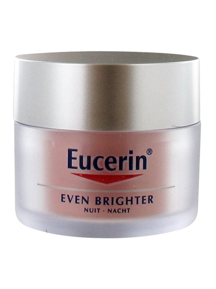 eucerin even brighter pigment reducer night cream 50ml
