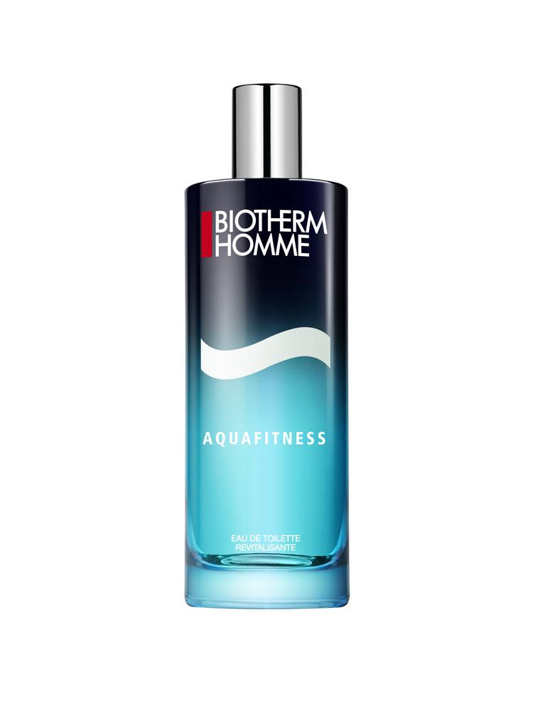 biotherm homme aquafitness belebendes eau de toilette 100 ml