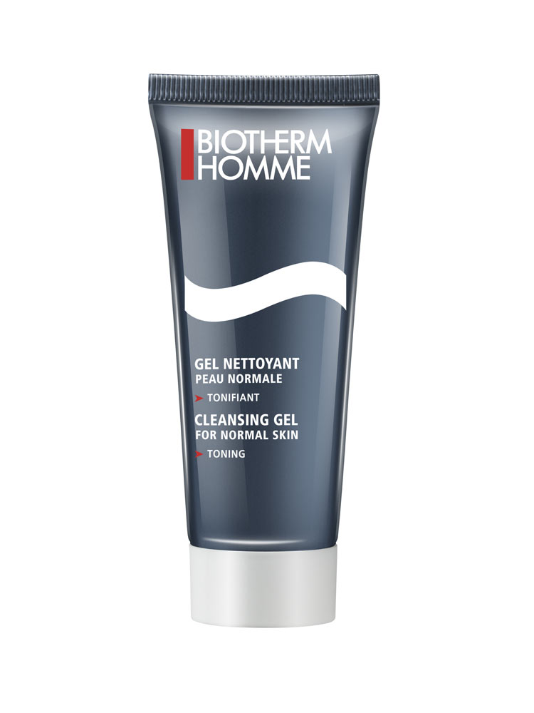 biotherm facial cleanser
