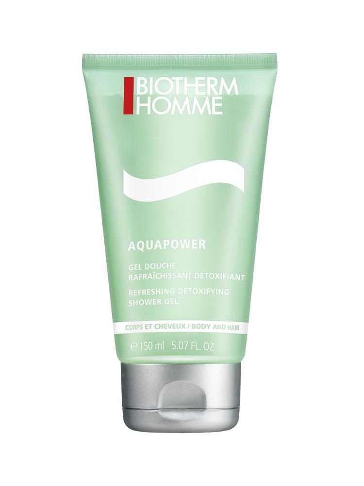 biotherm homme shower gel