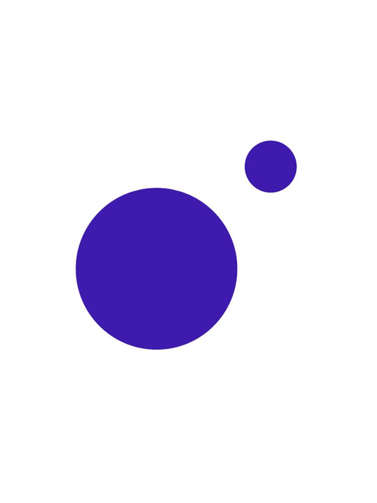 Innoxa Esmalte De Uñas 48 Ml Color 702 Azul Electrico
