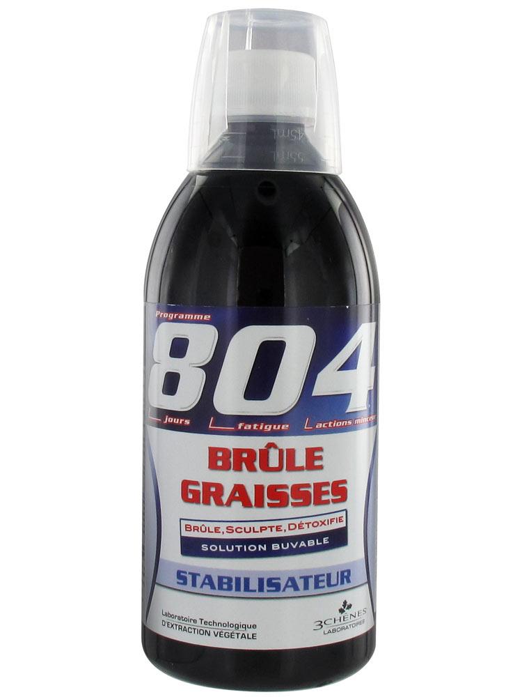 Les 3 Chênes 804 Brûle Graisses / Stabilisateur 500 ml