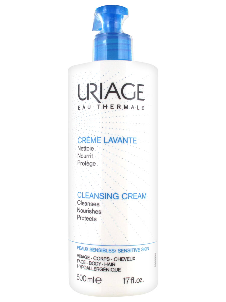 Uriage Nourishing And Cleansing Cream 500ml Buy At Low