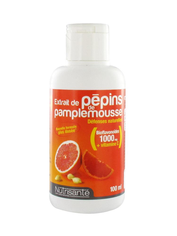 Экстракт косточек грейпфрута: как применять?