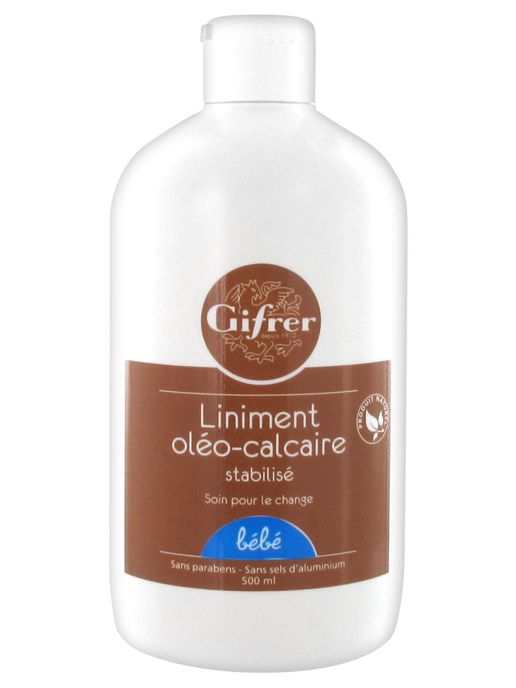 Gifrer Oil Limestone Stabilized Liniment 500ml Buy At