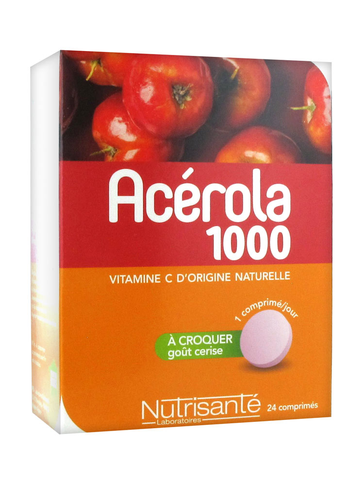 Acerola tablets