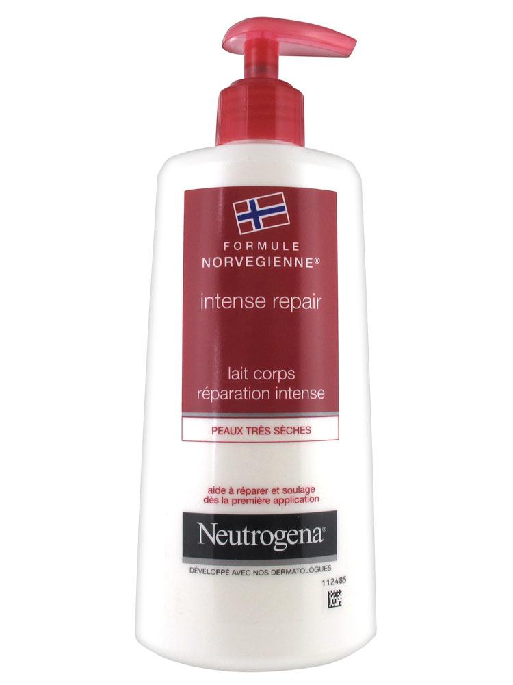 creme corps neutrogena