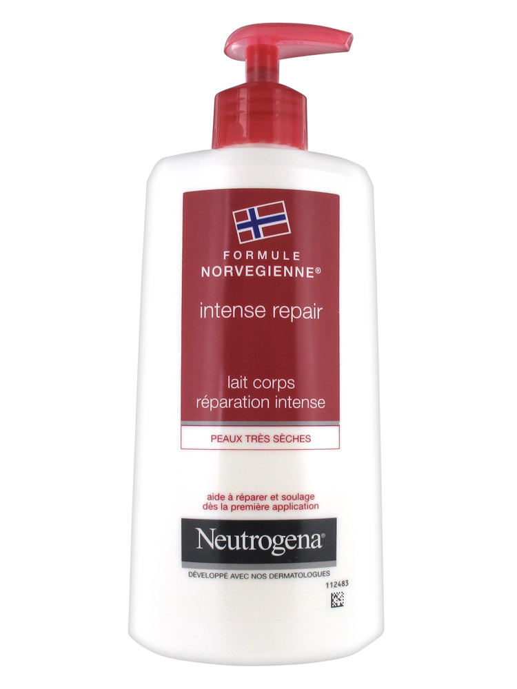 144a5504446 Neutrogena Intense Repair Body Milk 400ml