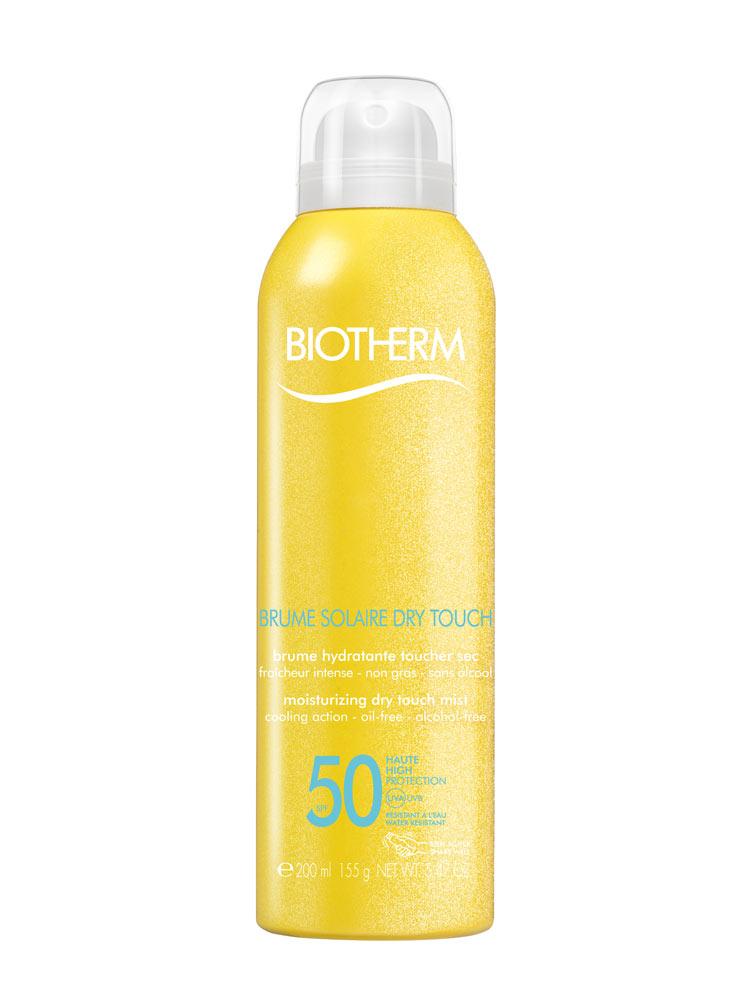 biotherm spf 50