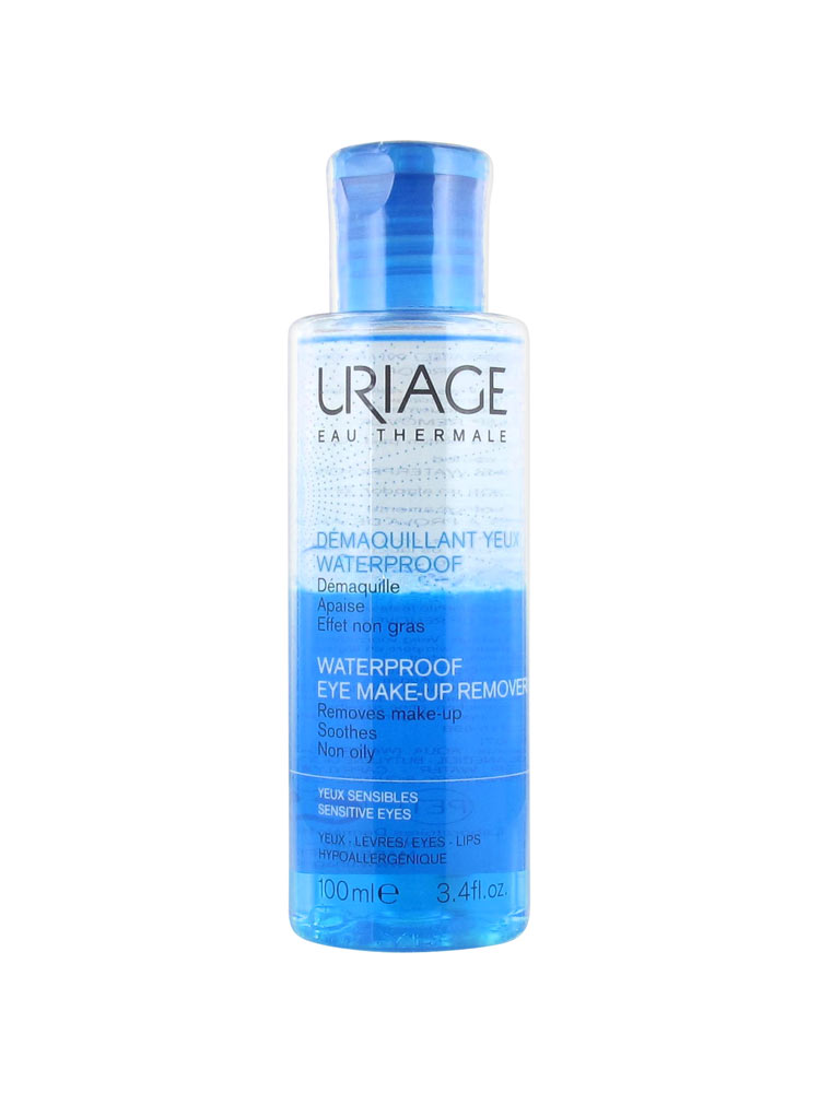 Uriage Waterproof Eye Make-Up Remover 100ml | Buy at Low Price Here