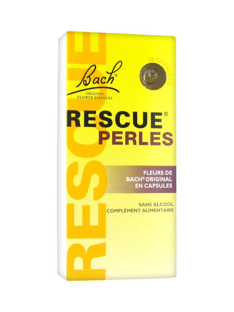 Bach Rescue Pearls 28 Capsules Buy At Low Price Here