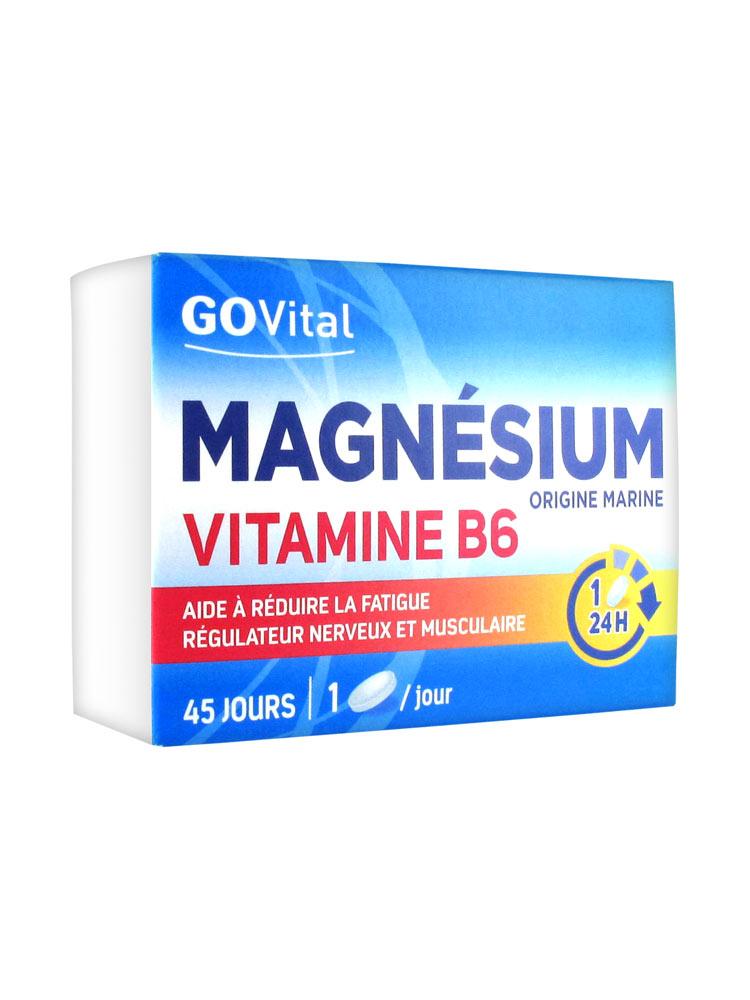 B6 magnesium