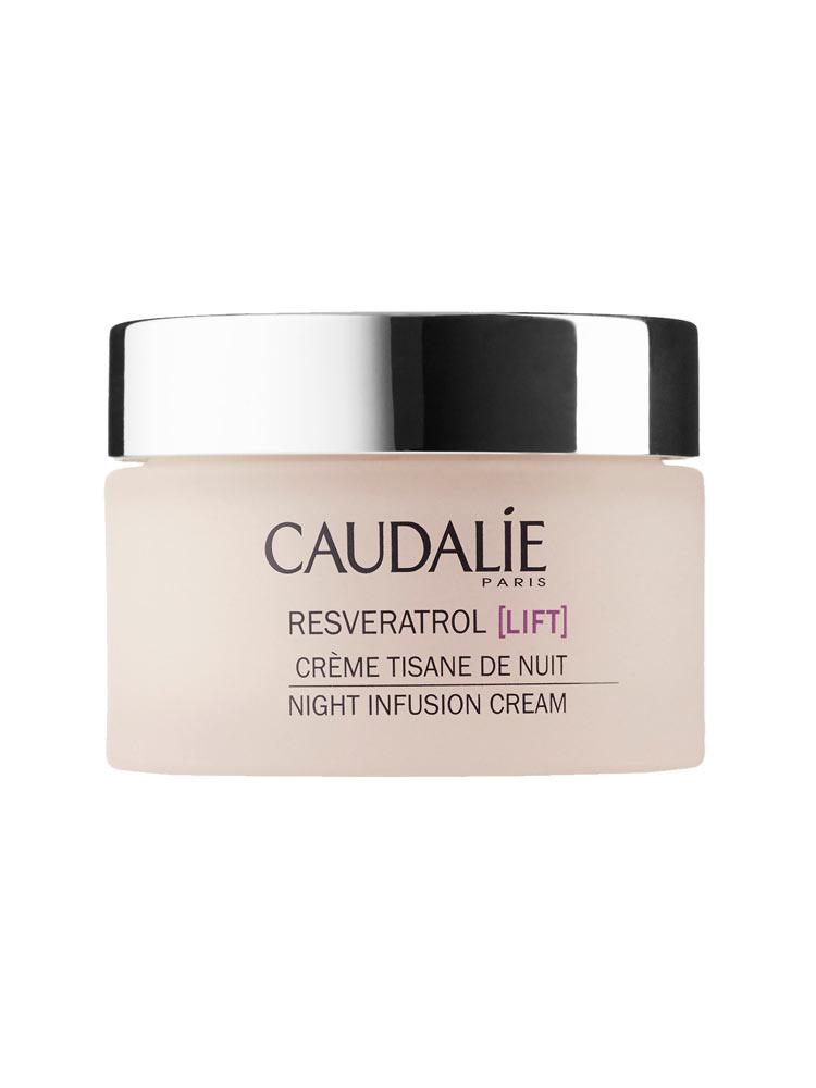 Caudalie Resvératrol Lift Crème Tisane de Nuit 50 ml