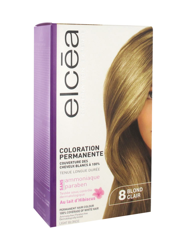 elca permanent hair colour - Elcea Coloration