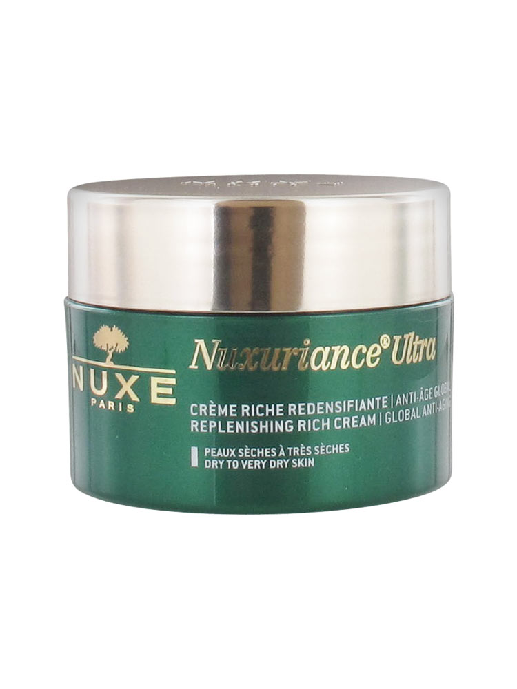 nuxe nuxuriance ultra cr me riche redensifiante anti ge global 50 ml. Black Bedroom Furniture Sets. Home Design Ideas