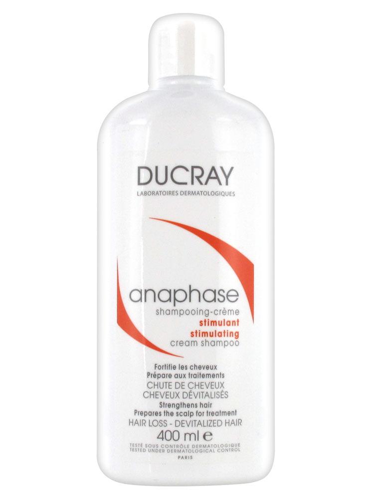 ducray anaphase stimulating cream shampoo 400ml. Black Bedroom Furniture Sets. Home Design Ideas