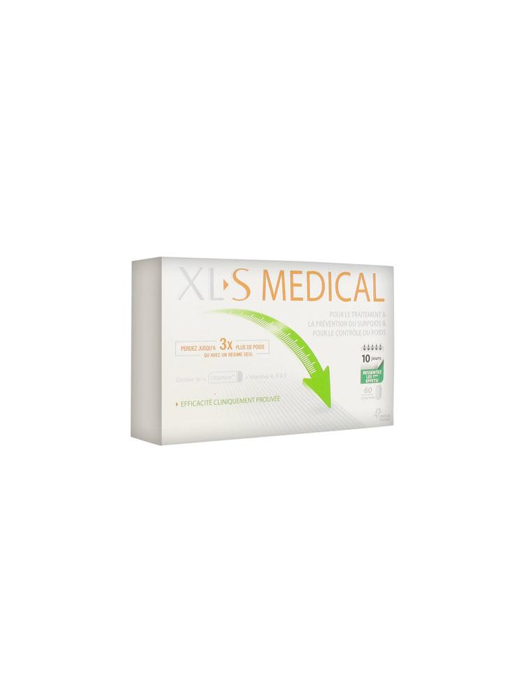 Xls medical capteur de graisses 60 comprim s acheter - Xls medical capteur de graisse pas cher ...