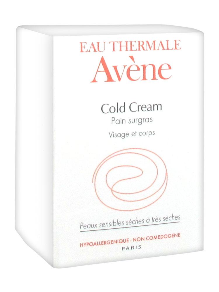avene cold cream soap