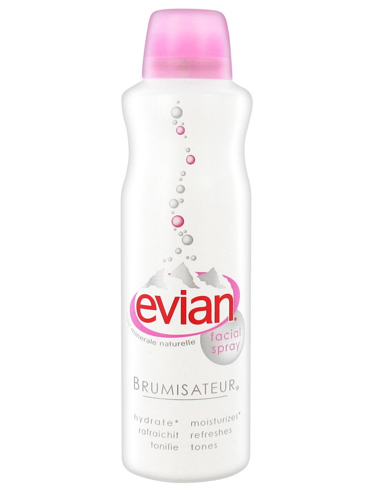 Best price on evian facial spray