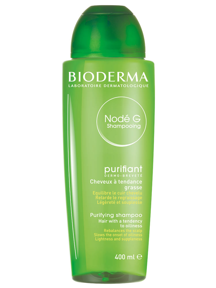 bioderma nod g purifying shampoo 400ml buy at low price here. Black Bedroom Furniture Sets. Home Design Ideas
