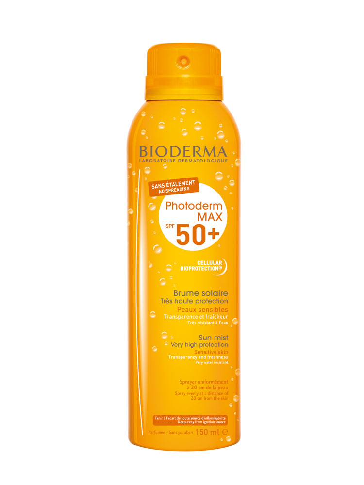 bioderma photoderm max spf 50 sun mist 150ml low price here. Black Bedroom Furniture Sets. Home Design Ideas