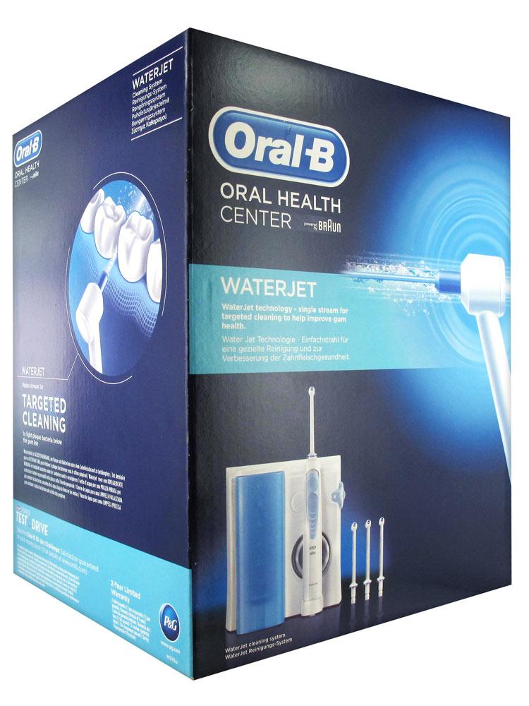 oral b oral health center waterjet acheter prix bas ici. Black Bedroom Furniture Sets. Home Design Ideas