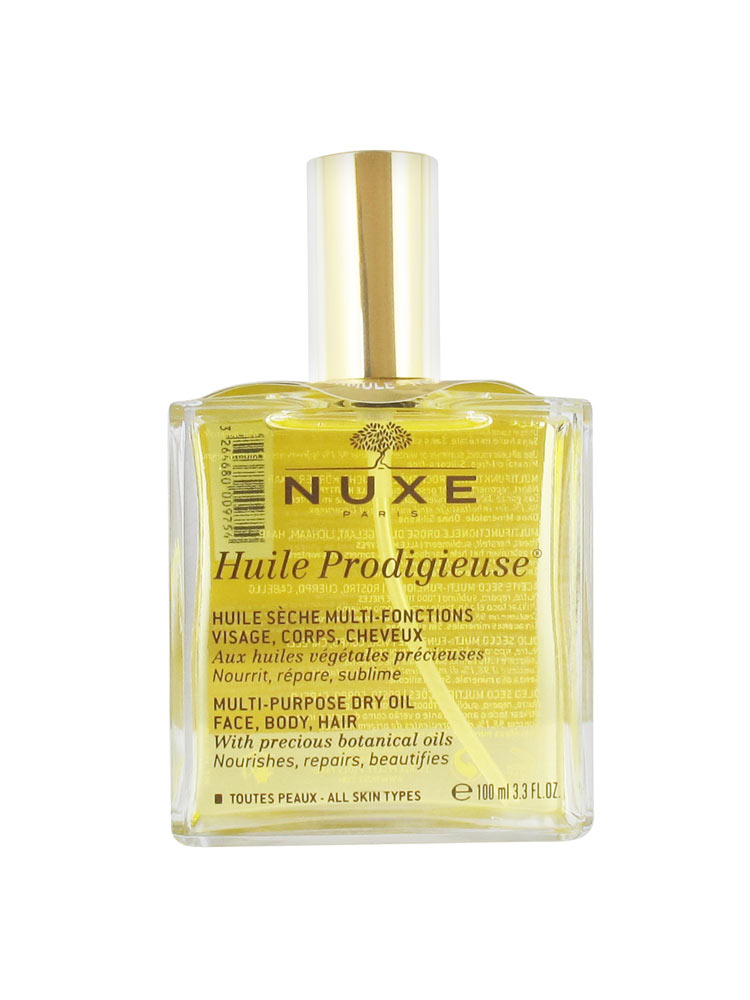 nuxe huile prodigieuse multi purpose dry oil 100ml low price here. Black Bedroom Furniture Sets. Home Design Ideas