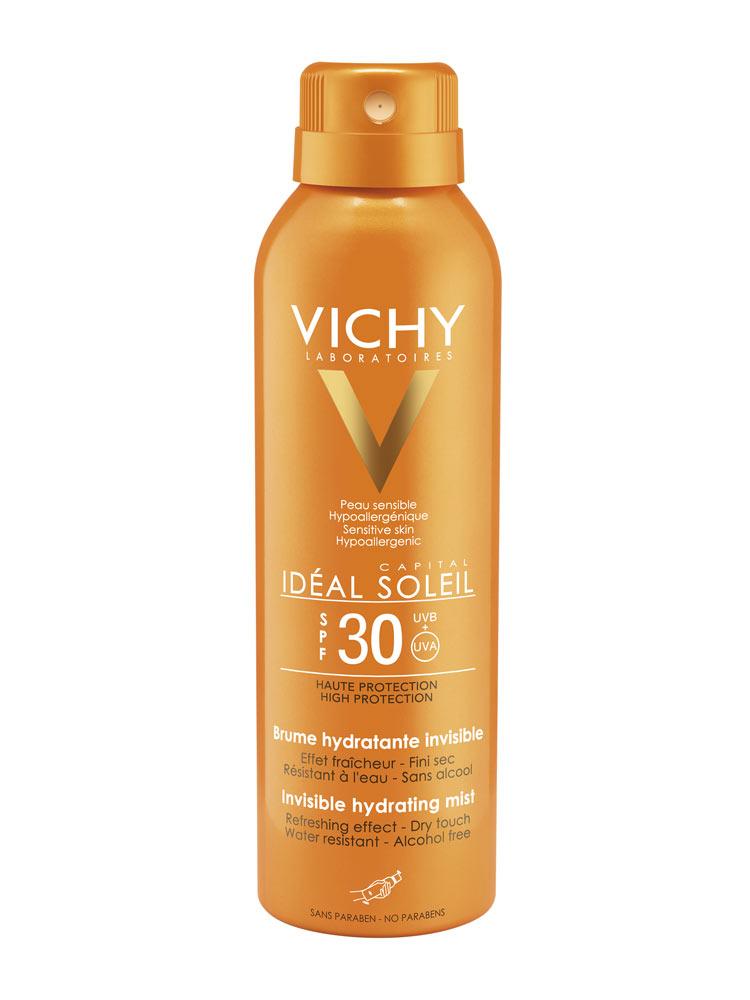 Vichy Capital Id U00e9al Soleil Invisible Hydrating Mist Spf 30