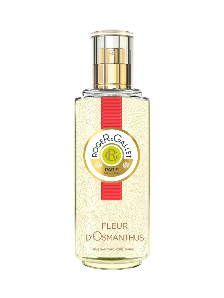 roger gallet eau fra che parfum e fleur d 39 osmanthus 100 ml. Black Bedroom Furniture Sets. Home Design Ideas