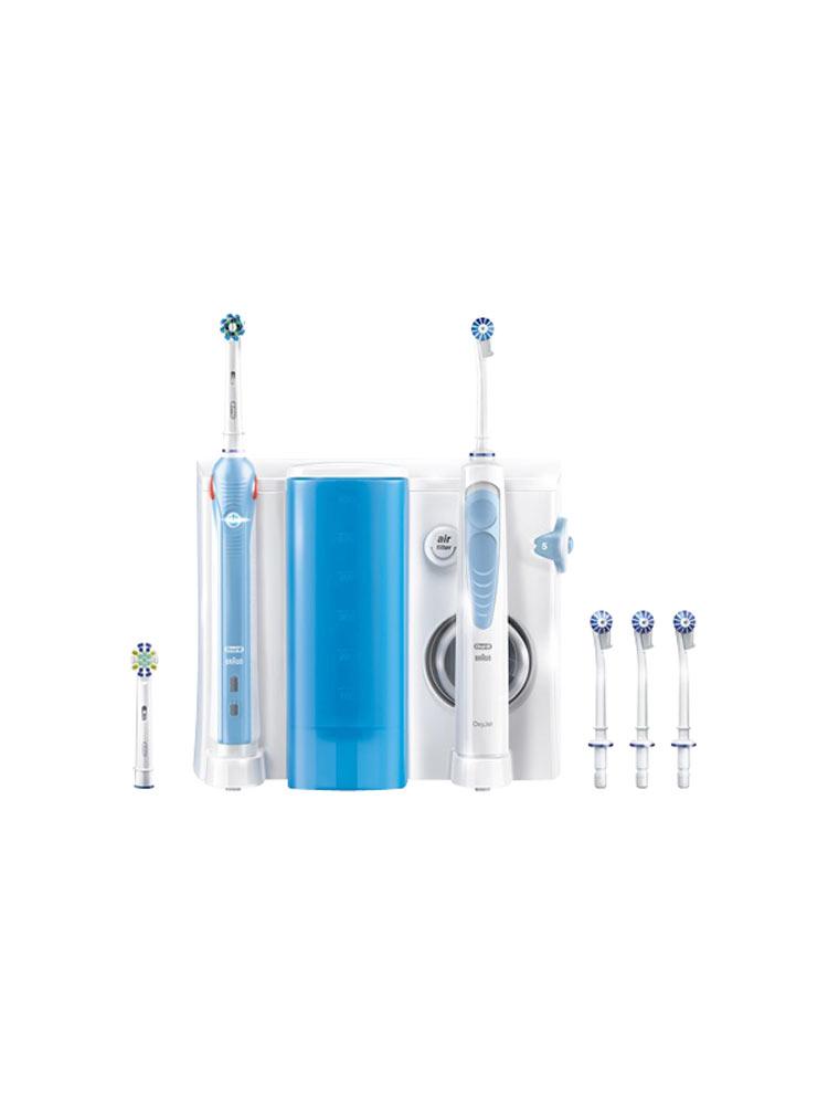 oral b oral health center oxyjet pro 1000. Black Bedroom Furniture Sets. Home Design Ideas