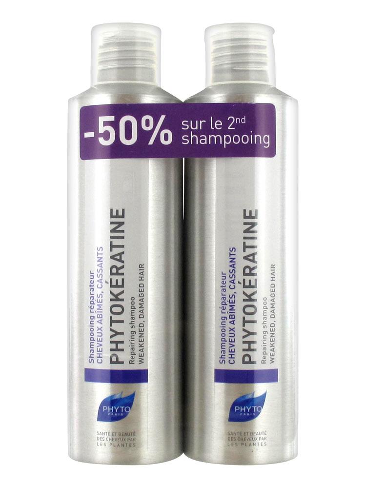 shampooing phytokeratine