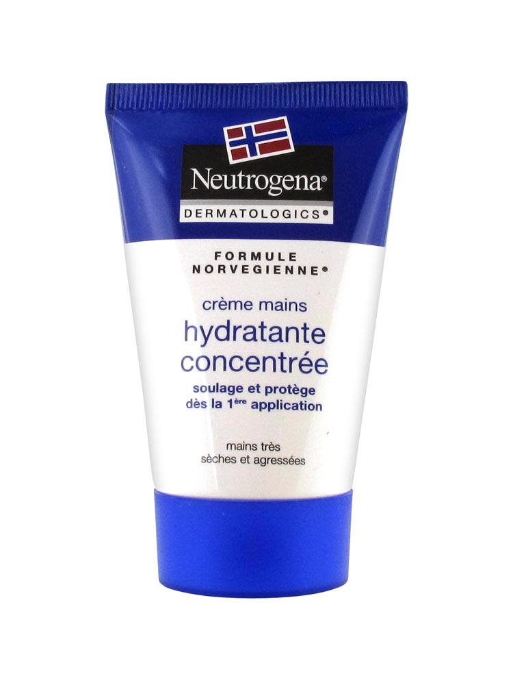 3afbf719cd5 Neutrogena Norwegian Formula Hands Cream Concentrated Moisturizing 50ml