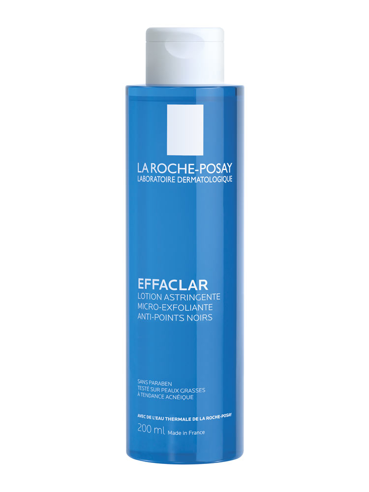 la roche posay effaclar astringent micro exfoliating lotion 200ml. Black Bedroom Furniture Sets. Home Design Ideas