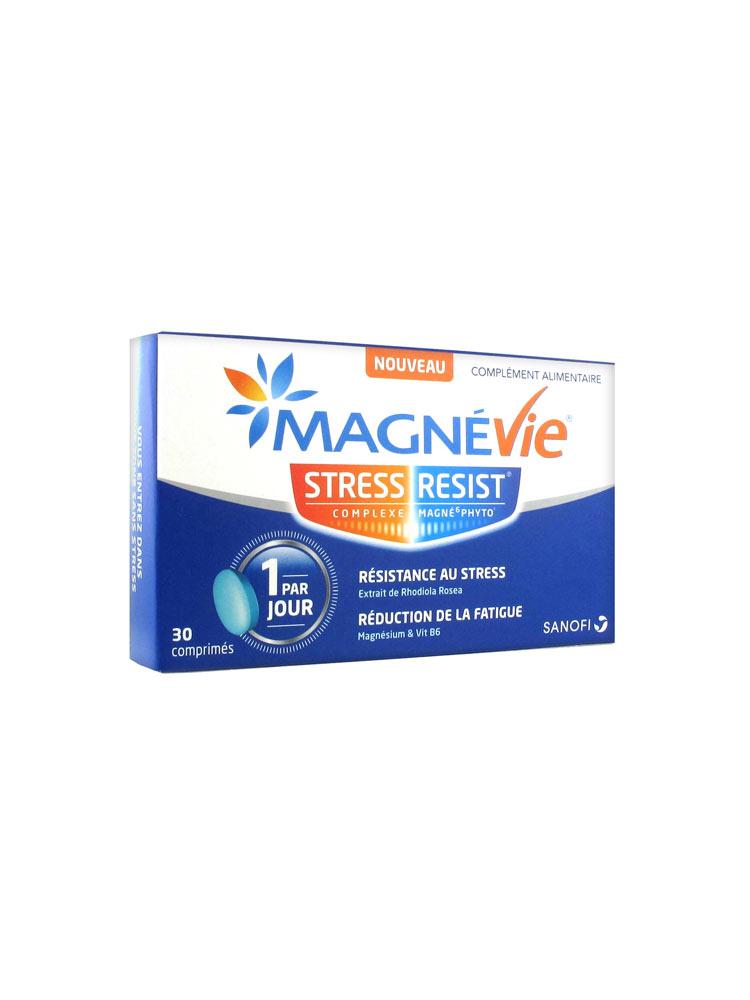 Sanofi Aventis Magnvie Stress Resist 30 Tablets Buy At Low Price Here